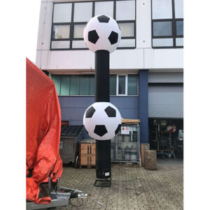 Airdancer Fussball 4,7m