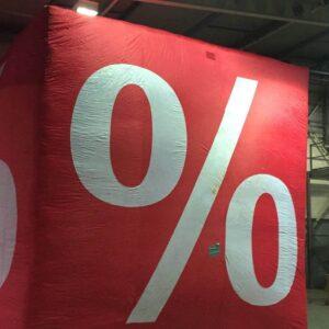 Prozentwürfel
