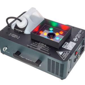 Farb Nebelmaschine mit vertikalem Ausstoß