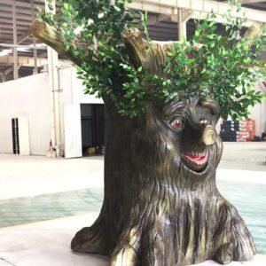 Sprechender Märli Baum Kindermärchenbaum